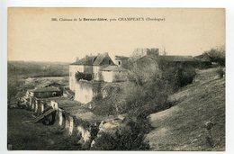 Champeaux Château Des Bernardières - France