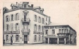 57-SARREBOURG-HOTEL BOUR-RESTAURANT-GARAGE-ANIMEE - Sarrebourg
