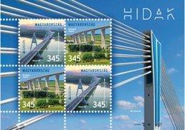 HUNGARY UNGARN HONGRIE  EUROPA CEPT 2018 Bloc/sheetlet/Block, Neuf/mint/ungestemp. - 2018