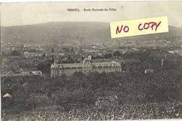 00124 VESOUL ECOLE NORMALE DES FILLES - ECRITE LE 12 MAI 1916 - Vesoul