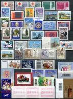 Finnland Zusammenstellung Postfrisch/MNH - Stamp Lot 46 Mostly Different Stamps - Collections