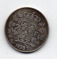 FRANCE : 2 Frcs 1828 - France