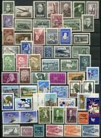 Finnland Zusammenstellung Postfrisch/MNH - Stamp Lot 61 Mostly Different Stamps - Finland
