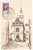 Niort / Le Pilori / Exposition Philatélique 1944 - Niort
