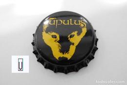 BELGIQUE / CAPSULE BIERE LUPULUS / MOTIF JAUNE - Bier