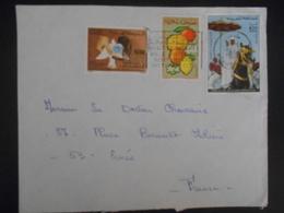 Maroc , Lettre De Meknes 1971 Pour Ernee - Marokko (1956-...)