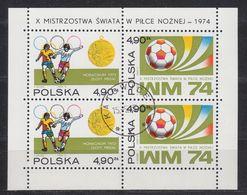 POLEN POLAND [1974] MiNr 2315-16 Block 59 ( O/used ) Olympia - 1944-.... Republic