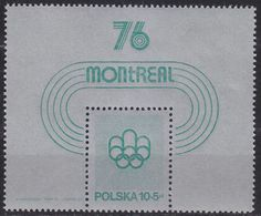 POLEN POLAND [1975] MiNr 2367 Block 61 ( **/mnh ) Olympia - 1944-.... Republic