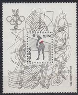 POLEN POLAND [1976] MiNr 2458 Block 65 ( **/mnh ) Olympia - 1944-.... Republic