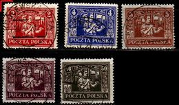 POLEN POLAND [Ostschlesien] MiNr 0001 Ex ( O/used ) [01] - Silesia (Lower And Upper)