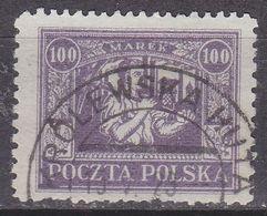 POLEN POLAND [Ostschlesien] MiNr 0018 ( O/used ) [01] - Silesia (Lower And Upper)