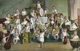 Bebes Musique  Serie 319 - Bébés