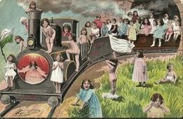 Bebes Train  Serie 319 - Bébés