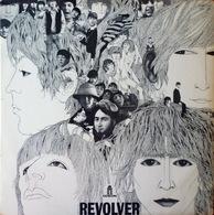 The BEATLES - LP - 33T - Disque Vinyle - Revolver - LSO 105 - Vinyl-Schallplatten