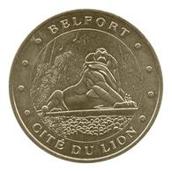 Monnaie De Paris , 2011 , Belfort , Cité Du Lion - Monnaie De Paris