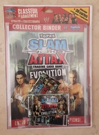 Topps SLAM ATTAX Trading Card Game Evolution. Collector Binder NEUF SOUS BLISTER. Classeur Officiel Pour Cartes. - Trading Cards