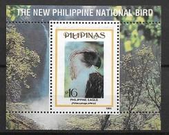 PHILIPPINES 1995 Eagle - Águilas & Aves De Presa