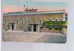 MALTA Royal Palace Ca 1915 Old Postcard - Malta