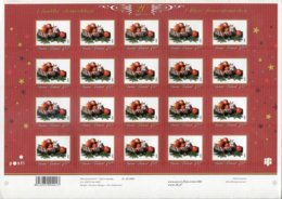 Finnland Mi# 1678 Bogen Postfrisch/MNH - Christmas - Finland