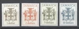 Giamaica - 1987 - Nuovo/new MNH - Stemma - Mi N. 671/74 I - Giamaica (1962-...)