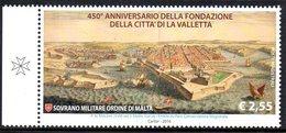 Ordre De Malte SMOM 1305 La Valette - Malta (Orden Von)