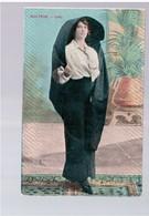 MALTA Maltese Lady  Ca 1915 Old Postcard - Malta