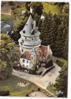 Mauriac. Chateau De Mazerolles.  Vue Aerienne Edit Cim - Autres Communes