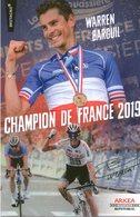 Cyclisme, Warren Barguil - Cyclisme