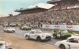 LE MANS (Sarthe) Circuit Des 24 Heures Démarrage Des Voitures - Le Mans