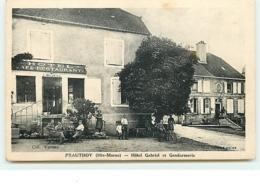 PRAUTHOY - Hôtel Gabriel Et Gendarmerie - Prauthoy