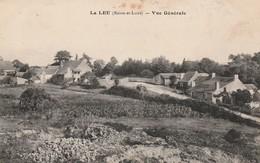 LA LEU (Maine-et-Loire) Vue Générale - France