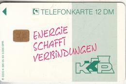 GERMANY - Kernkraftwerk Philippsburg GmbH(K 395), Tirage 3000, 05/93, Mint - K-Series : Customers Sets