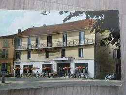 CPA BAR-SUR-AUBE LA POMME D'OR - Bar-sur-Aube