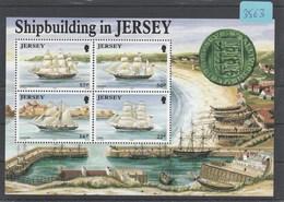 Großbritannien   Jersey   Postfrisch    MiNr. Block 6 - Jersey
