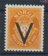 Norwegen 239X Postfrisch 1941 Aufdruckausgabe (9446782 - Noruega