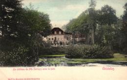 Ghistelles, Le Chateau De Mr. Serruys Avec Le Parc, Um 1900/05 - Gistel