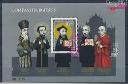 Macau Block149 (kompl.Ausg.) Gestempelt 2006 Jesuiten In Macau (9448909 - Used Stamps