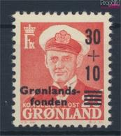 Dänemark - Grönland 43 (kompl.Ausg.) Postfrisch 1959 König Frederik IX. (9448329 - Nuevos
