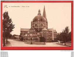 CP UCCLE UKKEL Bruxelles  Eglise St JOB Edit Cl. Et Ed H Van Acker Carte En Bel état  N'ayant Pas Circulé - Uccle - Ukkel