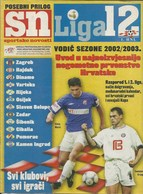 Magazine / NO000047 - Football Soccer Calcio Croatia Dinamo Zagreb Hajduk Split Sportske Novosti 2002 - Bücher, Zeitschriften, Comics