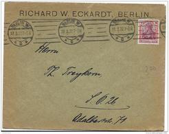 40-2 - Enveloppe Envoyée De Berlin 1922 - Deutschland