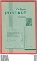 LA Revue Postale Magazine Philatélique  Bimestriel N° 86  En 1973 - Magazines