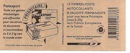 Carnet Marianne De Beaujard TVP Bleu Yvert&Tellier N° 592 C1 - Carnets
