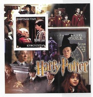 Kyrgyzstan 2001 Harry Potter S/S MNH - Kyrgyzstan