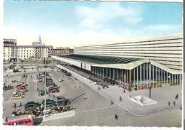 Roma - Der Bahnhofplatz V. 1956 (3837) - Places & Squares