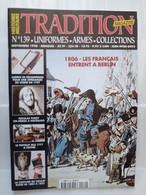 TRADITION Magazine N°139 - Novembre 1998 - Zeitungen & Zeitschriften