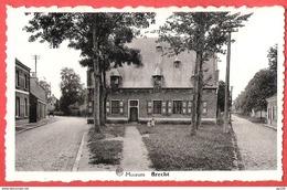 CP BRECHT MUSEUM  ALBERT Uitg. MEEUSSEN  Obl 17 III 1948 - Rare - Brecht