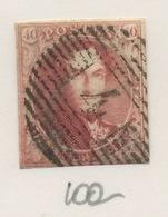 5. Ø. Filigrane Encadré.cote. 575,-€ Un Peu à L'étroit Mais Joli Timbre.  Bette Scherzo Mare Moi - 1849-1850 Médaillons (3/5)