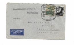 Brief Aus Berlin Nach Argentinien 1936 - Lettres & Documents