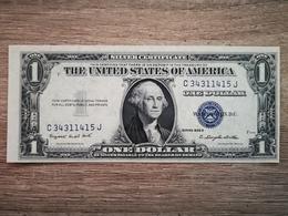 1935-G UNITED STATES SILVER CERTIFICATE $1 (( GEM UNC )) - Silver Certificates – Títulos Plata (1928-1957)
